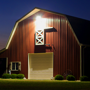 Outdoor Security Lighting  | E-conolight