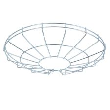 C-Lite Round Steel Wire Guard | C-HB-A-RD Series | Silver