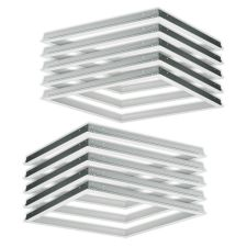Cree Lighting ® Essentia® Drywall Grid Adaptor | 2' x 2' | White | 10-Pack