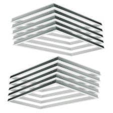 Cree Lighting® Essentia® Drywall Grid Adaptor | 2' x 4' | White | 10-Pack