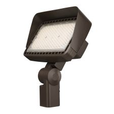 Cree Lighting® Noctura® Series | Top Visor | 14L Series Flood Light | Medium Bronze