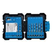 IDEAL® Standard Drill/Tap 8-Piece Kit
