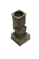 2-inch Adjustable Slip Fitter (Large) | E-WF2 Series | Dark Bronze