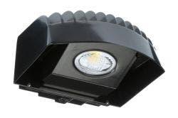 C-Lite LED Premium Fixed Cutoff Wall Pack   C-WP-A-FCT3-6L Series   3000K or 4000K   Dark Bronze