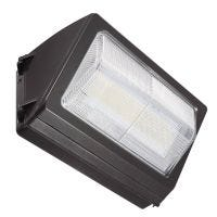 LED Traditional Style Non Cutoff Wall Pack | E-WRT18 Series | Dark Bronze