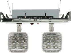 LED Recessed Emergency Light E-XML Series   e-conolight