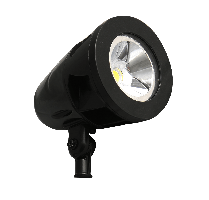 C-Lite LED Directional Flood Light | C-FL-A-RDN Series - Small | 4000K-5000K | Dark Bronze