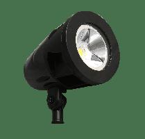 C-Lite LED Directional Flood Light | C-FL-A-RDN Series - Small | 4000K-5000K | Dark Bronze