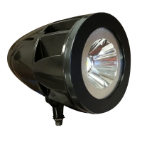 C-Lite LED Bullet Flood Light | C-FL-A-RDM Series | Medium Distribution | 4000K-5000K | Dark Bronze