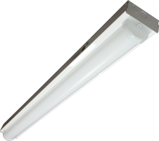 LED 4-foot Linear Strip Light | E-LD4 Series | White