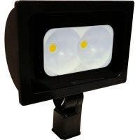 LED Flood Light, Front