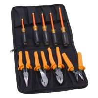 IDEAL® 9-Piece Insulated Tool Kit w/Case