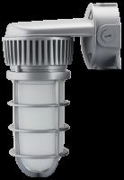 NaturaLED® LED Wall Mount Vapor Tight Jelly Jar | LED-FXVTJ20  Series | Gray