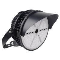 NaturaLED® LED Sports Light | LED-FX15SPL Series | 53,061 Lumens | 5700K | Black