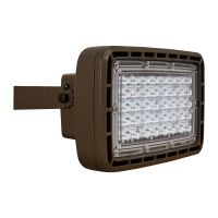 Noctura Flood Light Side View