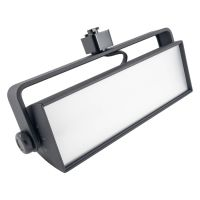 Cree Lighting® Essentia® LED Wall Wash Track   S-CT-WW Series   3000K   Black