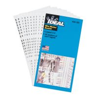IDEAL® Wire Marker Booklet