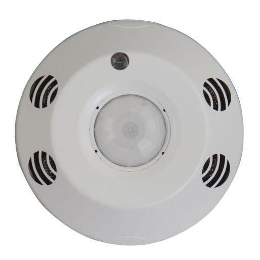 Leviton Provolt Occupancy Sensor Line Voltage White