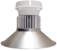 LED Round Low Bay | E-HTB Series | 5000K | Aluminum Reflector | White