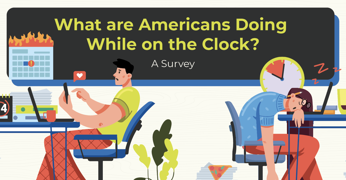 How Much Do Americans Work During a Workweek?