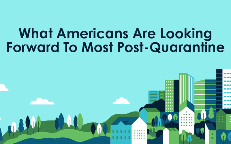 What Americans Plan to Do Most Post-Quarantine