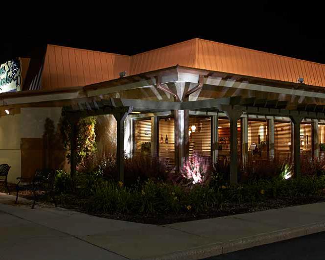 led restaurant lighting e conolight