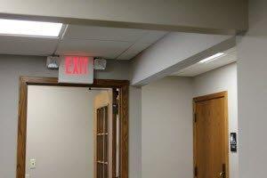 LED Exit & Emergency