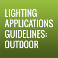 Lighting Application Guidelines Outdoor