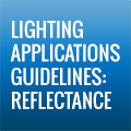 Lighting Application Guidelines Reflectance