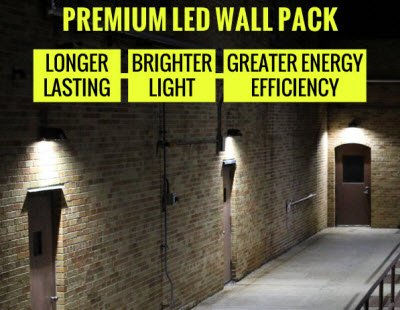 LED Wall Pack Family