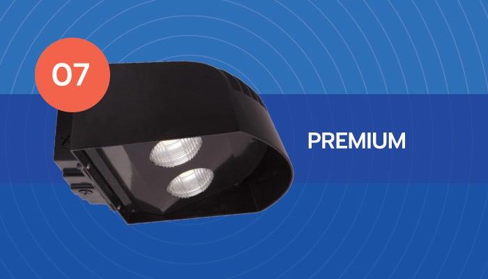 premium wall pack fixture