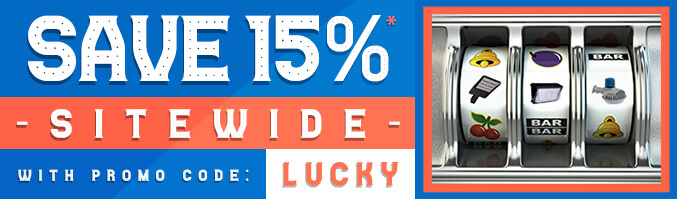 save15% sitewide with promo code