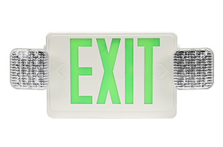 E-XCL series Exit Signs